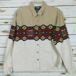 Panhandle Slim Brooks & Dunn Western Shirt L